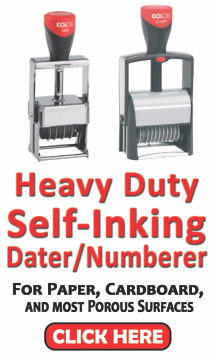 Heavy Duty Dater