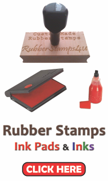 Rubber Stamps Price